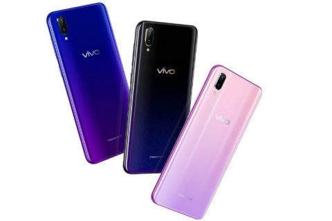 Vivo Y97 With Waterdrop-Shaped Notch, Dual Rear Cameras Launched: Price, Specifications